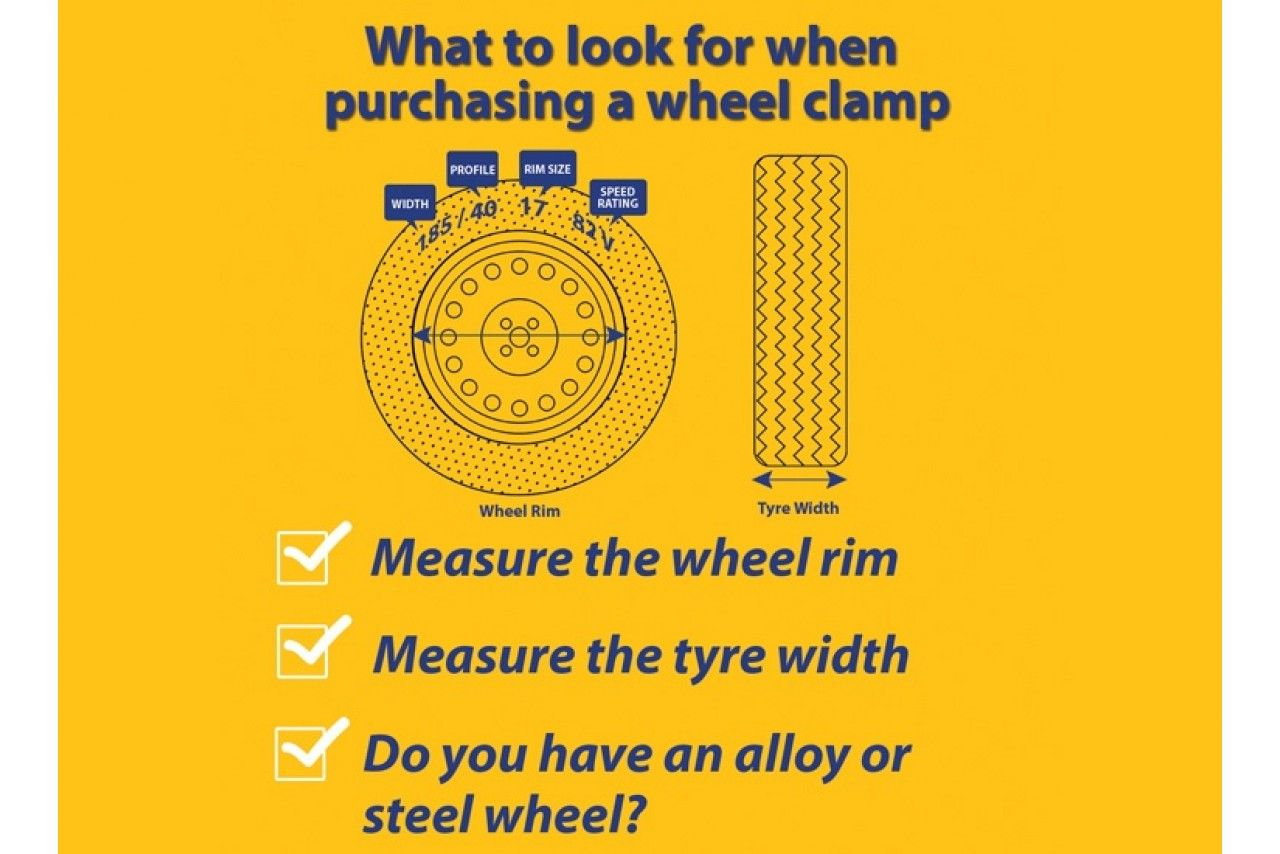 what to look for when buy wheel clamps. Maypole.jpg.jpg