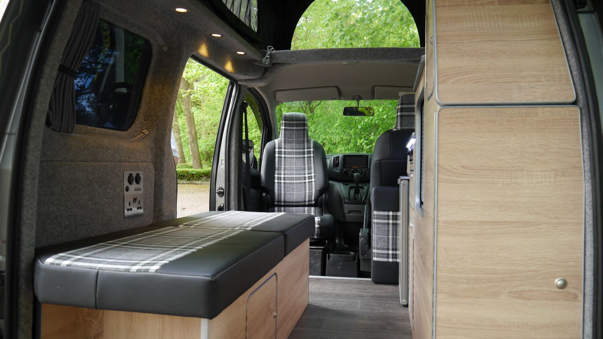 Nissan NV200 CamperCar Solo Sussex Campervans pop-top camper.JPG