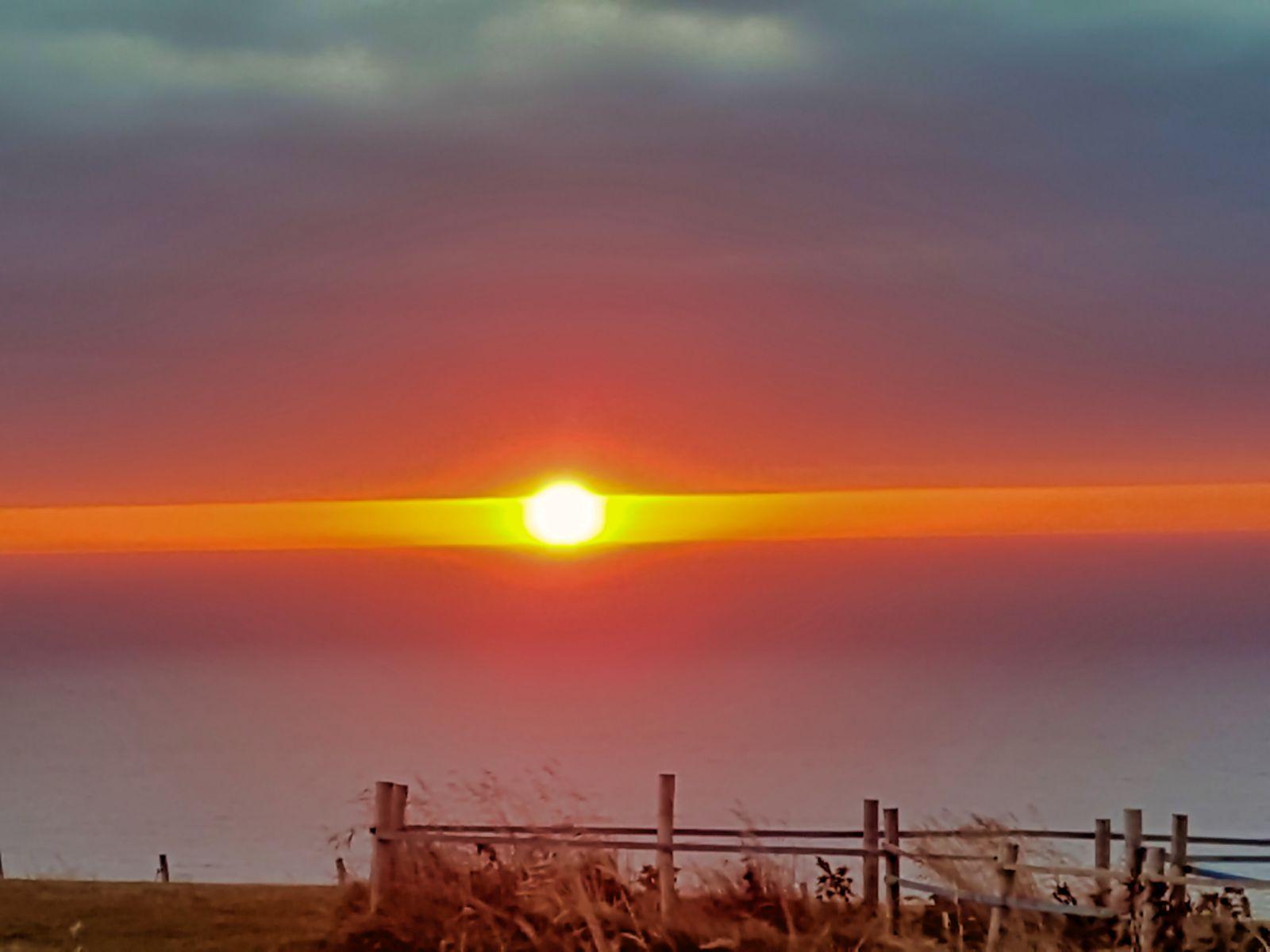 Robin Hood Bay sunrise