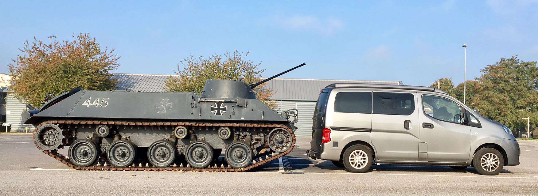 Part 3 Bovington Tank Museum NV200 camper3.jpg