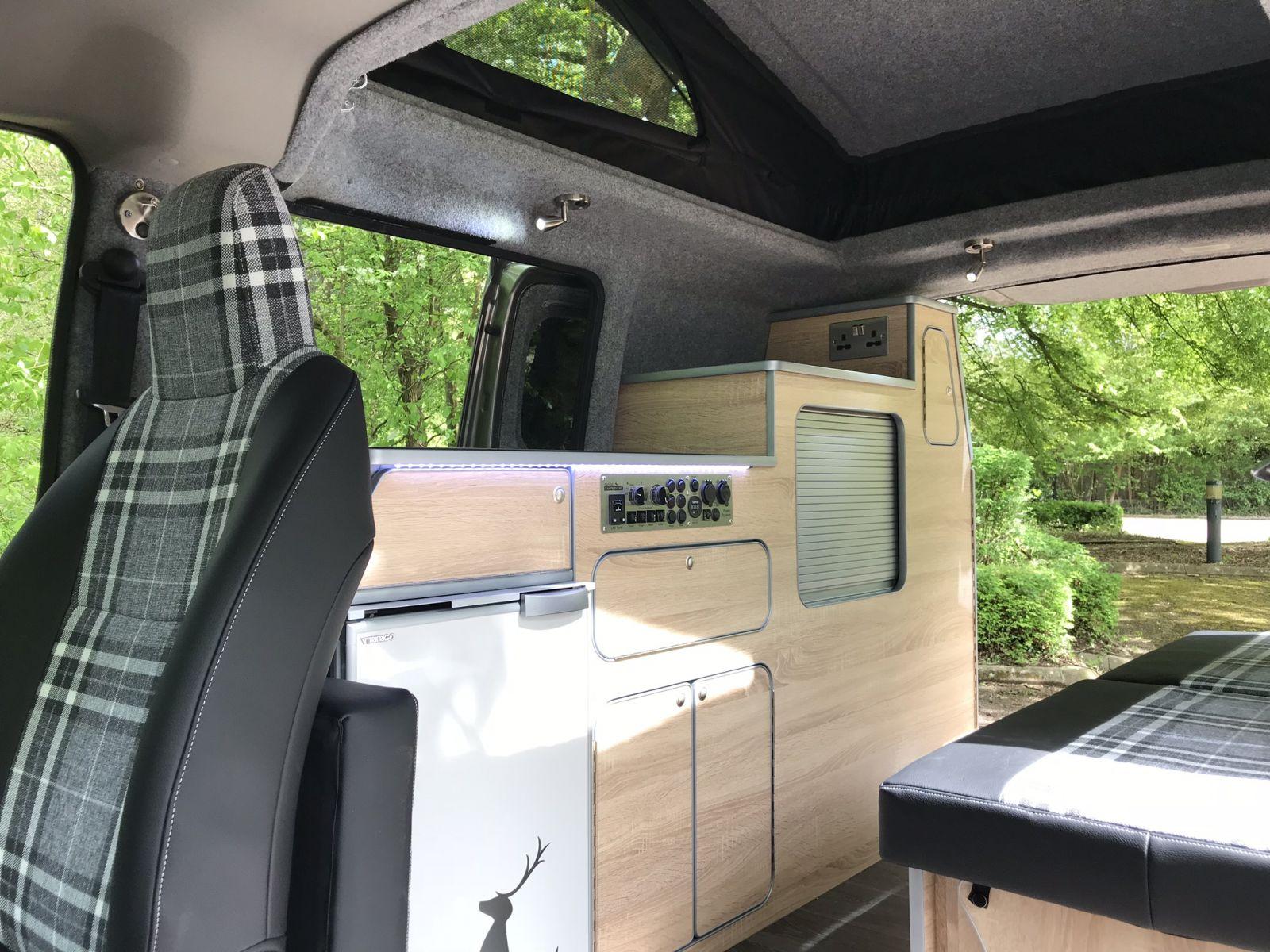 Nissan NV200 Camper Car | Mini Campervan | Sussex Campervans
