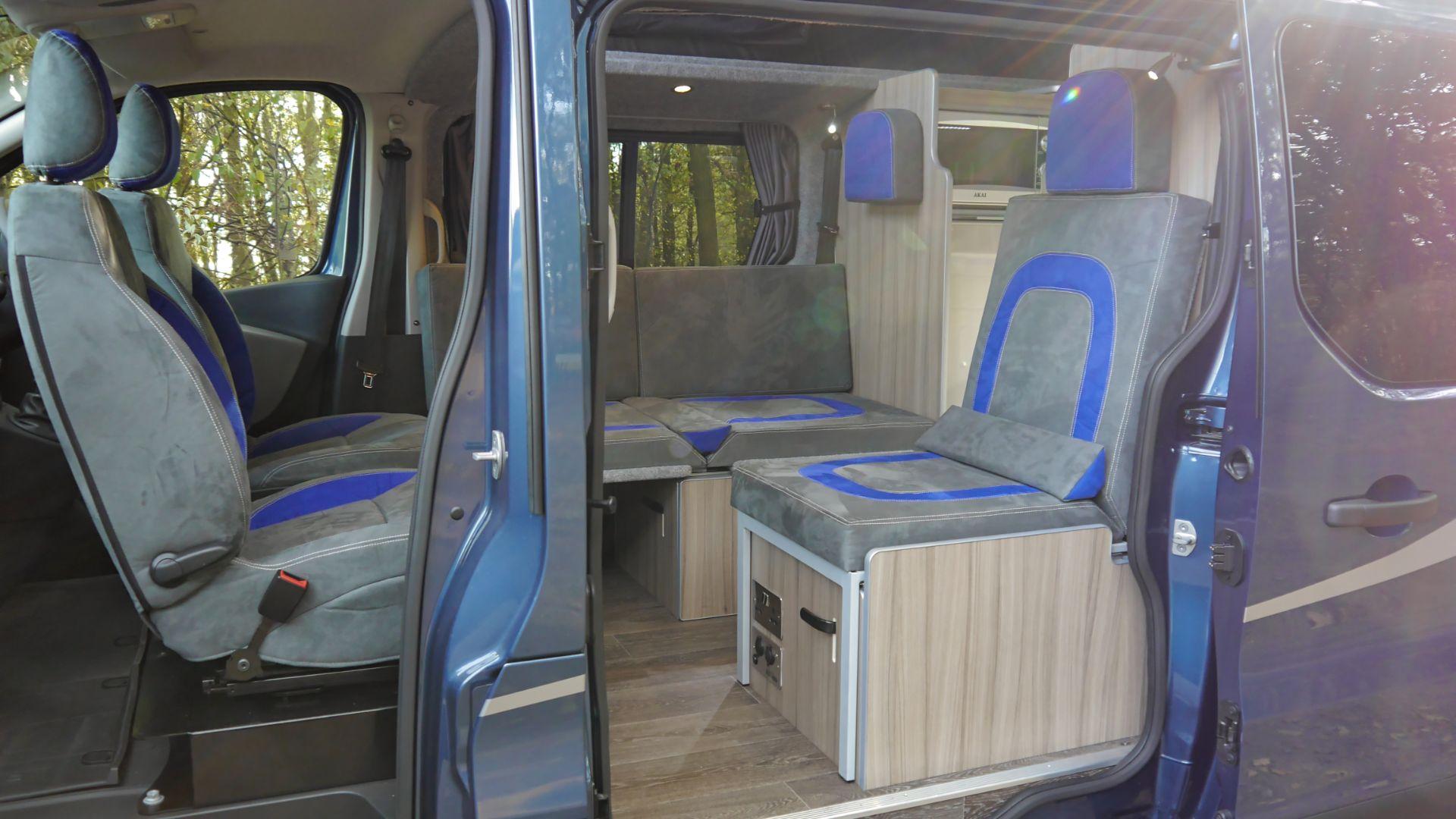 Compare Our Campervans Here Sussex Campervans