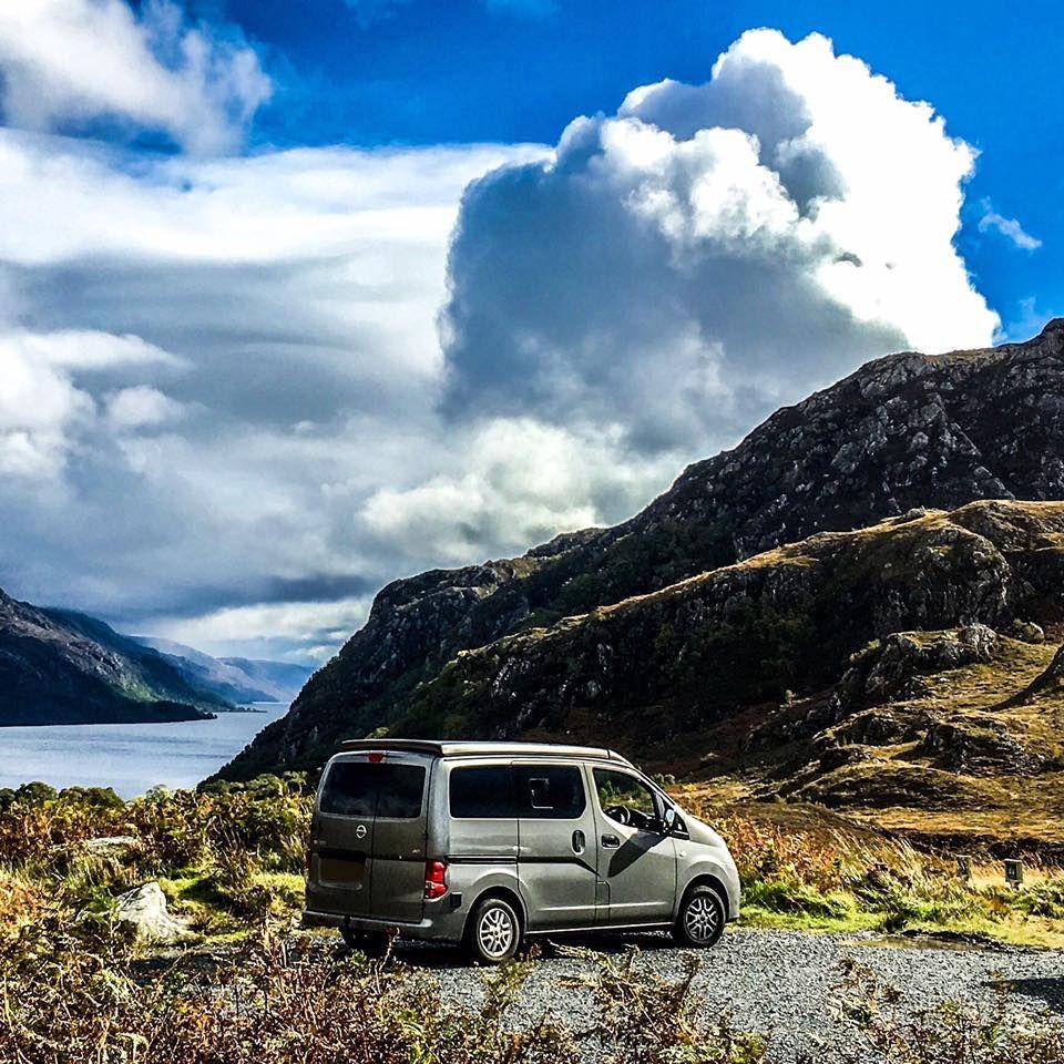 Part 2 Sussex Campervans NV200 NW Scotland Steve Glasper.jpg