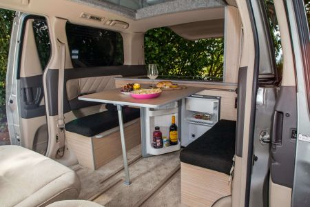 Florida Table and Food With Open Fridge.jpg