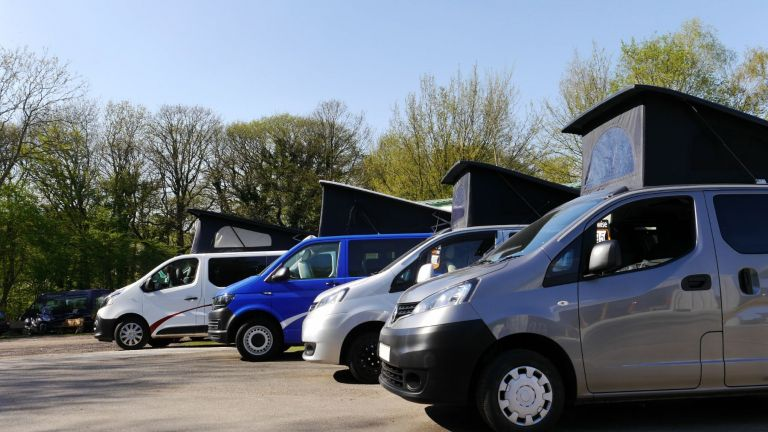 Sussex Campervans for sale spring trees.JPG